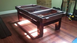 Correctly performing pool table installations, Utica New York