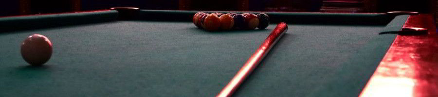 Utica Pool Table Room Sizes Featured